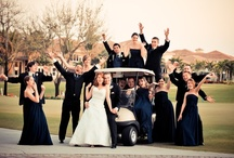 Par-fect Shots / Great wedding day photos captured on our Arnold Palmer Signature Golf Course.