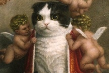 Animal Art  / Anything that is art. Painting, drawing, food, and more.