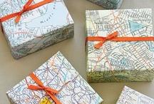 Fabulous Gift wrapping ideas / by Barbara Szaflarski