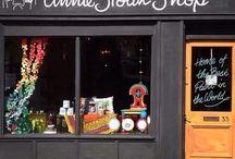 Shops I love to visit
