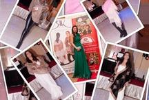 Rubina's Fashion Display / Pics. from Children Hope Foundation and Zafaa Event