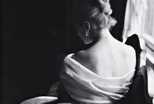 Vintage  / La mode se démode, le style jamais. Coco Chanel