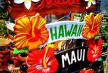 ALOHA!!! / My fav place in the World!!! / by Bird O Paradise