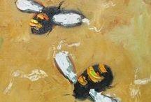 Bees / by Barbara Szaflarski