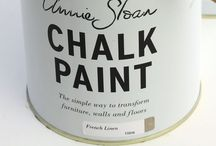 Chalk Paint™ and more!   / Annie Sloan™ products always available at Bliss Interiors.
