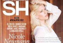 Nicole Neumann / Produccion Revista Solo para Hombres