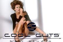 Dolores Trull  / Dolores Trull fue la cara de la campaña 2005 de Cool Cuts Hair Studio