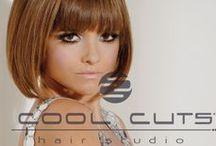 Araceli Gonzalez / Araceli Gonzalez campaña 2007 Cool Cuts Hair Studio.