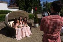 Fotoshooting Trends 2015 / Fotoshooting Trends 2015 auf Burg Schlitz
