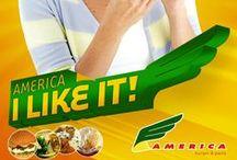 America | Branding / Press/PDV