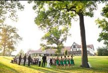 Wedding Ceremony / Outdoor and indoor ceremonies at Glen Echo