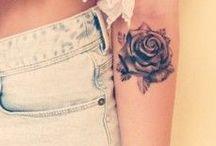 Things I Like: Tattoos / Tattoo and body art ideas.