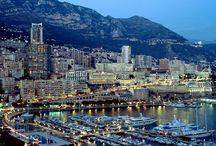 Monaco / À travers la ville...