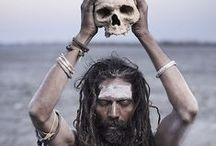 THE THIRD EYE // BABA LOVE / Babas, Sadhus, The Holy Men and Women of India!
