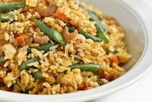 Rice and Grains