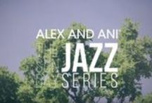#JazzSundays / The ALEX AND ANI Sunday Jazz Series is the perfect way to end your weekend. Join us from 1-4 to relax, unwind and enjoy great live music
