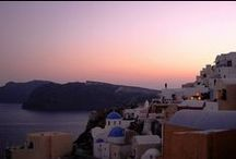 Santorini - island portrait / Lava, Lovers and the Lost City of Atlantis