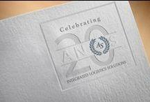 Asia Shipping | 20 anos / Campanha Mundial de 20 anos para Asia Shipping.
