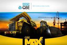 QBE | Live Mkt / Material de divulgação e feira