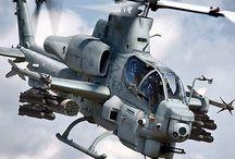 軍用機・軍用ヘリ
