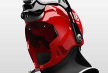 Helmet & Mask