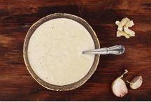 Dips, Cremes und Aufstriche / Rezepte, vegan und glutenfrei, für aufs Brot oder gleich vom Löffel, süß oder hrezhaft, hier findet jeder etwas