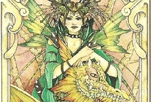2013 Daily Tarot Meditation Message ♣ / Each week day Spring draws a Tarot Card and divine's a message to contemplate during your daily meditation. She also provides additional insight to the message on her blog Springwolf Reflections.