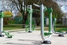 Outdoor Gym Equipment / Leaders in outdoor gym equipment, Caloo offers a complete range of individual gym units or outdoor gym bundles. Our range of outdoor gym equipment has been designed to offer affordable, long-term fitness opportunities to the wider community.