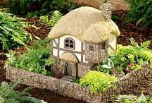Fairy Gardens  / I found myself pinning a huge number of Fairy Gardens in my Garden Inspiration board and decided the Fairy needed their own home.