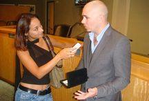 Entrevistas / Mis entrevistas, mis amigos, mis locuras, todo mío!!!!!!