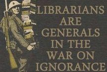 For Library Workers / by Mansfield Public Library