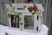 Little Free Libraries / by Mansfield Public Library