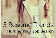 Resumes / Find some great visual suggestions of top notch resumes! / by College of DuPage Career Services