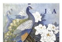Invitations : Wedding Peacock / here are some peacock themed wedding invitations, save the dates, bridal showers and more ...