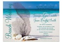 Invitations : Wedding Summer / summer wedding items - invitations - showers - save the date and more