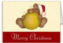 Christmas Cards / here is a selection of christmas holiday cards from me and other talented graphic artists/designers ... I AM ALSO INCLUDING postage stamps, envelopes, postcards and address labels since they can all coordinate with each other ... click on the larger image to get purchasing and pricing information ... enjoy :)
