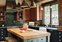Rustic Design / We love rustic styling! Here's what inspires us...