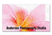 Business Cards : Photography / most of these are from MarloDee Designs ... some are from other talented graphic artists ...