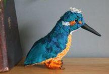 Big Bird, Little Bird / My creations! To purchase please visit my Folksy shop: https://folksy.com/shops/BigBirdLittleBird