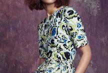 PRINTS / Textile prints in fashion.