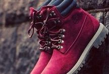 Converse & Timberland