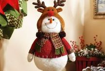 Christmas ideas for decorating III / by belkys paredes