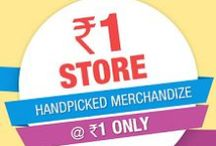 Deals @Rs.1 Only / Grab These Products in Just Rs 1