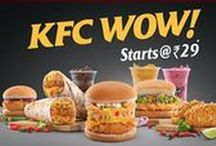 KFC Latest Offer & Discount Coupon Codes @Mytokri / Get all Kfc latest offer & KFC coupons Codes, promo codes, & discount deals From Mytokri.com