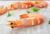 Seafood Recipes / So many delicious recipes for things you can eat from the sea!