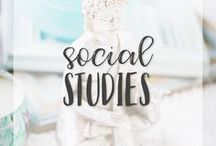 Social Studies | History | Geography / History - Georgraphy - Find your social studies resources here!