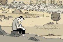 Graphic Novels Travelogue