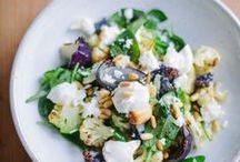 Salad Recipes / Salad recipes for all occasions, salads as sides, salads as mains, pasta salads, leaf salads, greek salads...