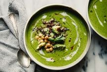 Soup Recipes / Great recipes for soup, from comforting, warming, nutritious winter soups to fresh and light summer soups!