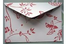 Mailbox / Creative postcards, envelope making, happy mail :)